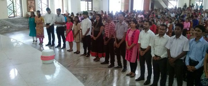 St. Sebastian Youth Association 'Inaugural Mass'
